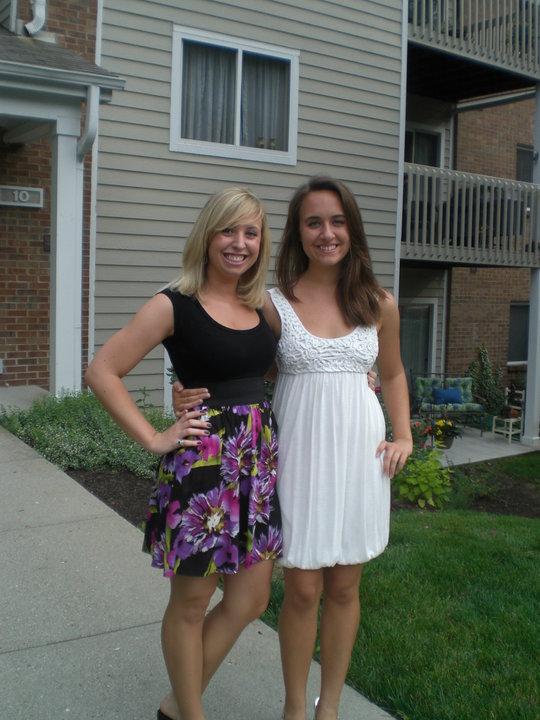 Paige's graduation!