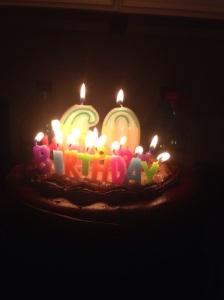 German Chocolate Birthday cake! My mom's favorite!