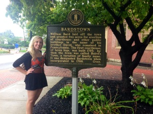 Bardstown! The most beautiful small town in the USA!