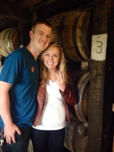 Our 3rd anniversary we spend adventuring around our Old Kentucky home as we completed The Kentucky Bourbon Trail!