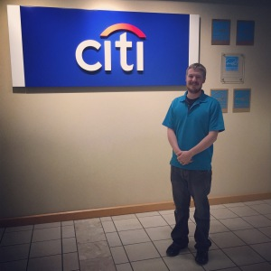 In my opinion Citi Group gained one great financial specialist!