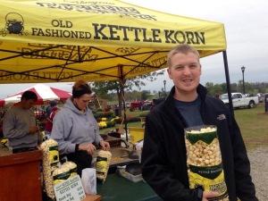 Kettle Korn!