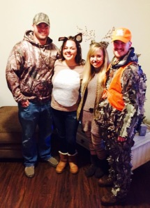 We all agreed, these Hunters caught a couple of good catches this year.