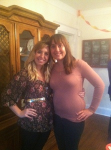 Katie-Paige and I! So thankful to call this woman my sister and friend!