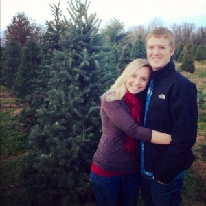 Finding our 2nd family Christmas Tree!