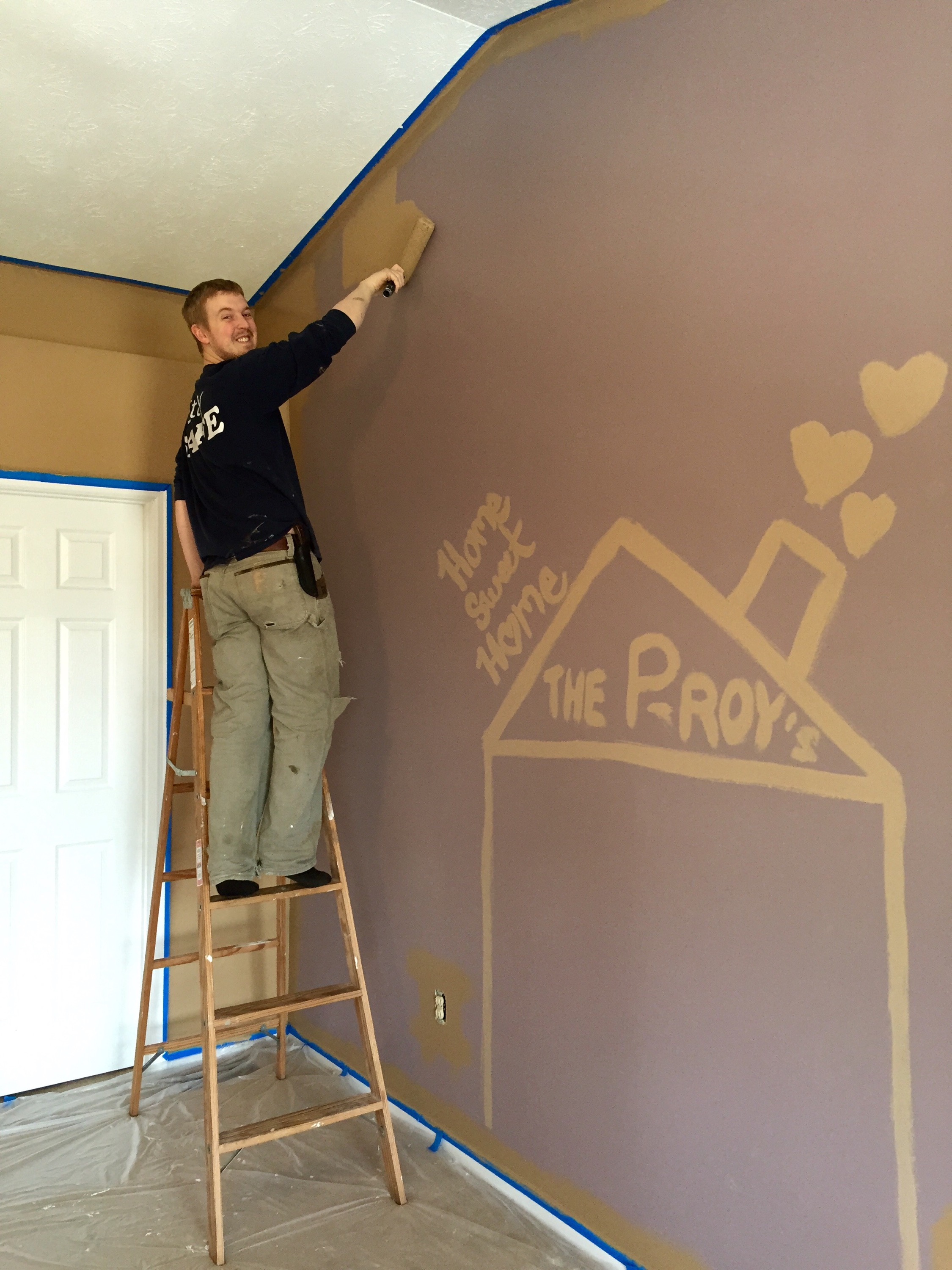 Turning Our House Into Our Home - Week 2 - Pair of Pomeroys: