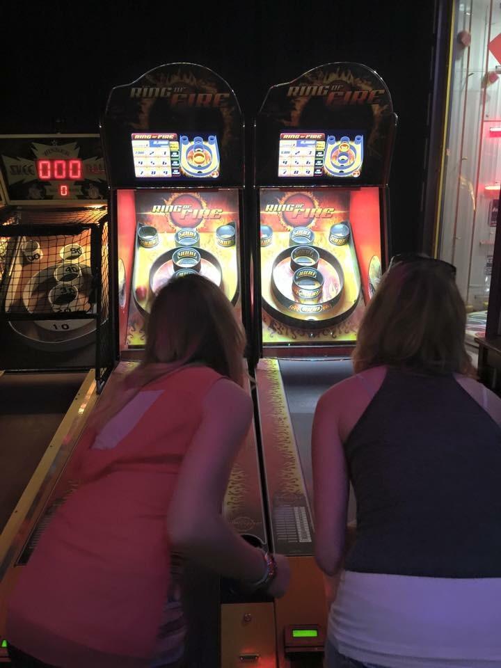 Skee Ball!!