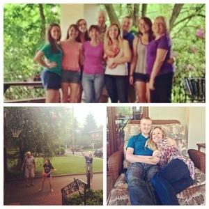 Some of the best people to make memories with in our opinion! We love our family!