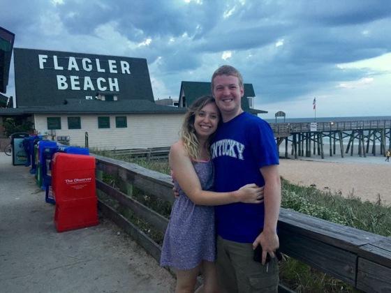 Flagler Pier!