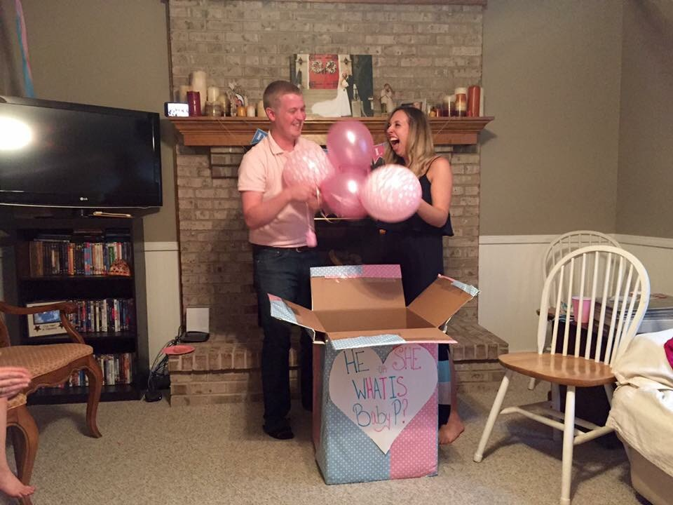 Did I mention how happy we are that were having a girl!! lol Were exstatic!!