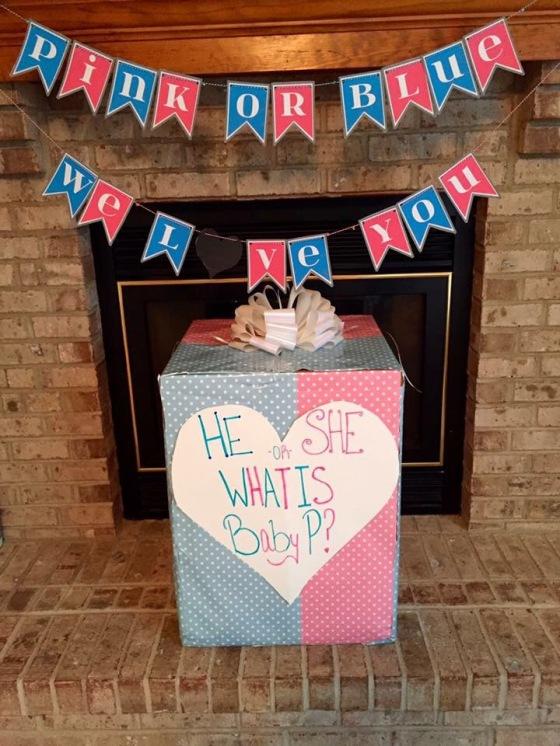 The big box of surprises!!