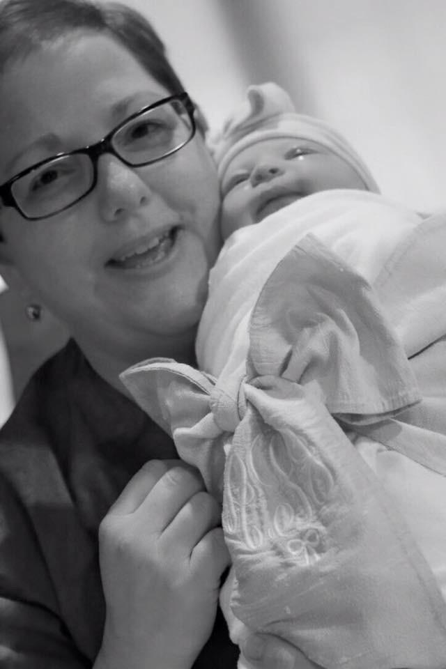 Our very sweet and helpful Nurse Jackie. :)