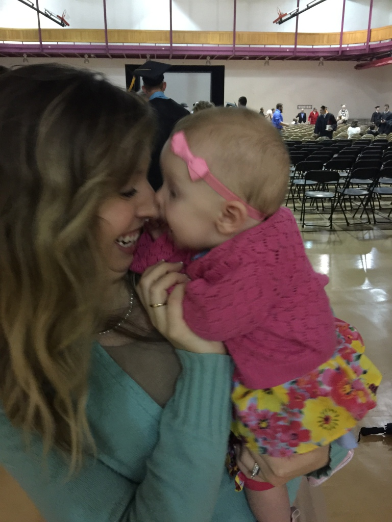 Kisses in action! <3