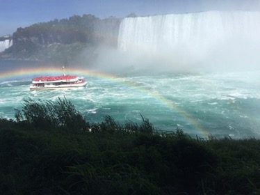 The Hornblower and a Rainbow